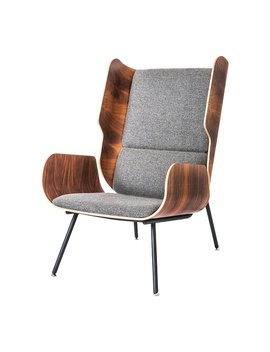 Gus Modern Elk Wingback Chair & Reviews by Gus* Modern