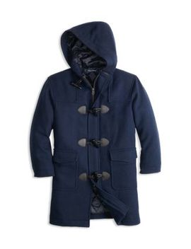 Boys' Melton Toggle Coat   Big Kid by Brooks Brothers