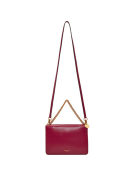 Red Cross 3 Leather Bag by Givenchy