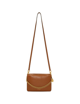 Brown Cross 3 Bag by Givenchy