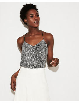 Reversible Print Barcelona Cami by Express