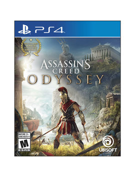 Assassin's Creed Odyssey (Ps4) by Ubisoft