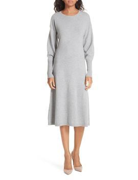Cashmere Blend Sweater Dress by Nordstrom Signature