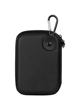 Lacdo Eva Shockproof Carrying Travel Case For 2.5 Inch Portable External Hard Drive, Seagate Expansion, Toshiba Canvio Basics, Silicon Power, Gps Camera And External Battery Pack, Large Size by Lacdo