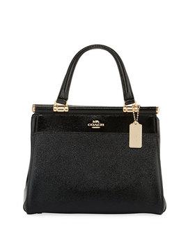 Crossgrain Patent Grace Bag by Coach