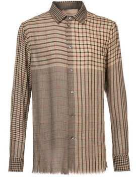 Check Shirt by Federico Curradi