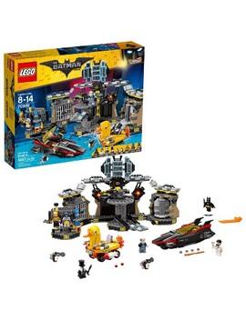 Lego® Batman Movie   Batcave Break In 70909 by Lego