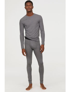 Thermal Long Johns by H&M