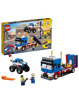 Lego Creator 3in1 Mobile Stunt Show 31085 Building Kit (580 Piece) by Lego