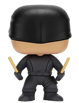 Funko Pop Marvel: Daredevil Tv Masked Vigilante Action Figure by Fun Ko