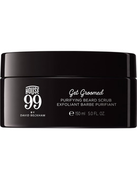 Get Groomed Purifying Beard Scrub by House 99 By David Beckham