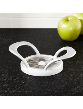 Apple Corer Slicer With Cover by Crate&Barrel