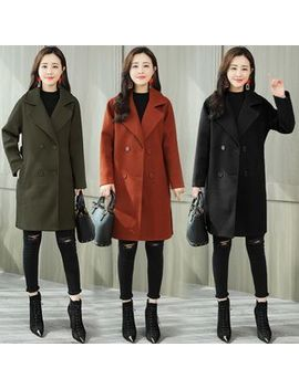 Sienne   Double Breasted Coat by Sienne