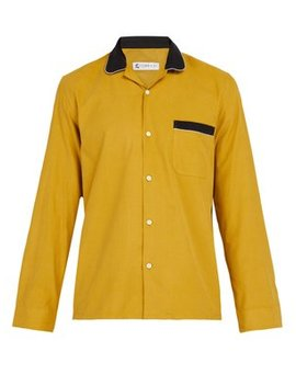 Cabriolet Cotton Corduroy Shirt by Cobra S.C.