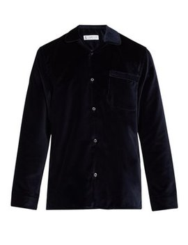Cabriolet Cotton Velvet Shirt by Cobra S.C.