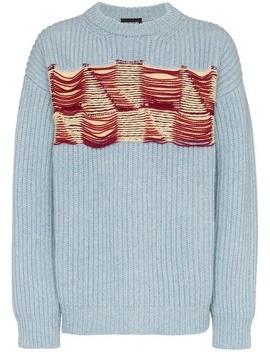 Pullover Mit Stickerei by Calvin Klein 205 W39nyc