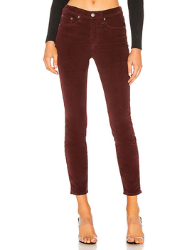 Mason Corduroy High Rise Skinny Jean by Lovers + Friends