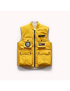 Tommy Jeans Outdoors Reversible Vest by Tommy Hilfiger