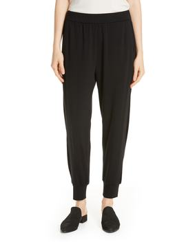 Jogger Pants by Eileen Fisher