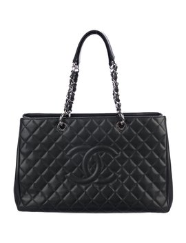 Xl Grand Shopping Tote by Chanel