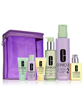 7 Pc. Great Skin Home & Away For Drier Skin Set by Clinique