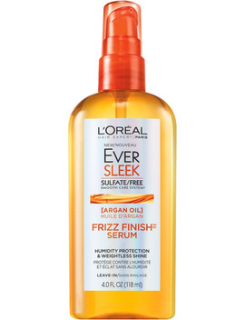 Ever Sleek Sulfate Free Frizz Finish Oil In Serum by L'oréal