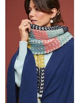 At The Lodge Scarf by Anthropologie