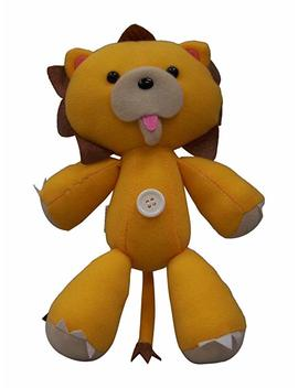 "Great Eastern Bleach   8"" Kon Lion Plush by Great Eastern"