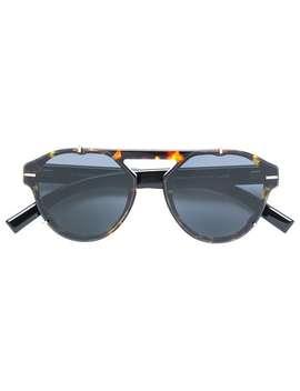 Black Tie Sunglasses by Dior Eyewear