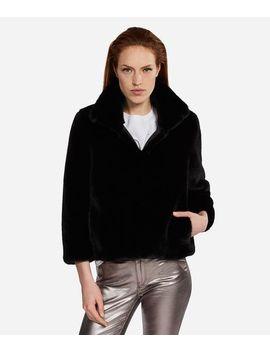 Faux Fur Jacket by Karl Legerfeld