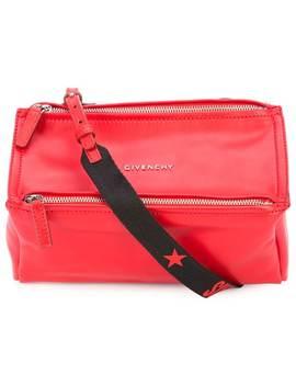 Leather Shoulder Bag by Givenchy