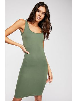 Seamless Scoop Back Slip by Free People