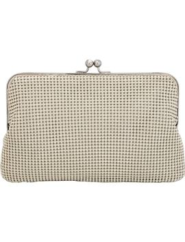 Mesh Clutch by Whiting & Davis