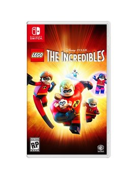 Lego The Incredibles, Warner Bros, Nintendo Switch, 883929633029 by Warner Bros.
