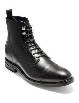 Wagner Grand Cap Toe Boot by Cole Haan