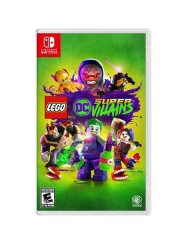 Lego Dc Super Villains, Warner Bros., Nintendo Switch, 883929648269 by Warner Bros.