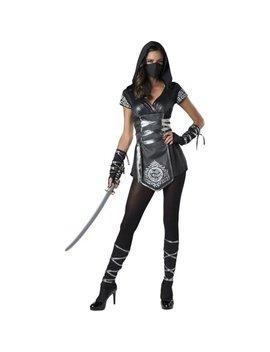 Ninja Warrioress Women's Halloween Costume by In Character