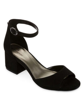 Worthington Ischia Womens Pumps Buckle Open Toe by Worthington