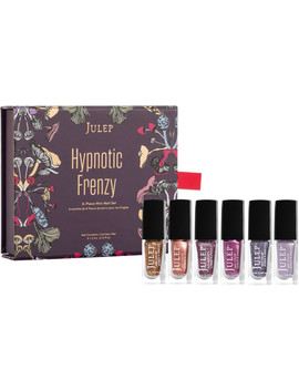 Online Only Hypnotic Frenzy 6 Piece Mini Nail Set by Julep