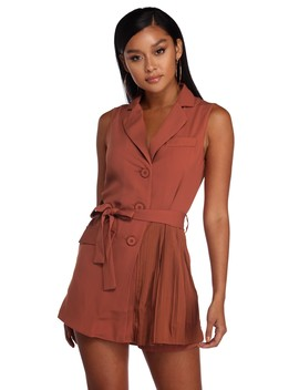 Fancy Up Romper by Windsor