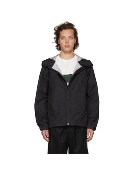 Black The North Face Edition Tafeta Jacket by Junya Watanabe