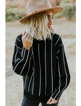 Queensland Stripe Sweater by Roolee