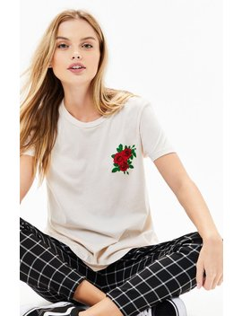 Ps / La Rose Buds T Shirt by Pacsun