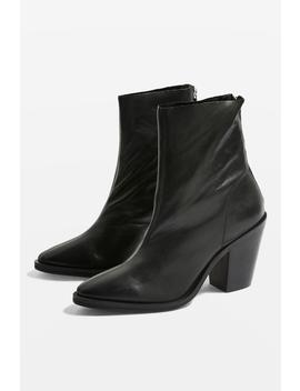 March Sock Boots by Topshop