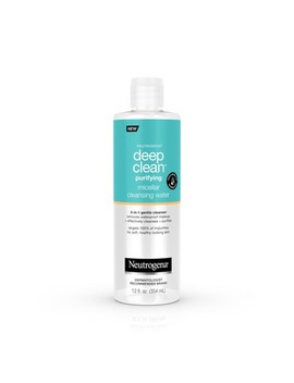 Neutrogena Deep Clean Purifying Micellar Water And Makeup Remover   12 Fl. Oz by Neutrogena