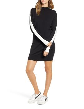 Sport Stripe Sweater Dress by Bp.