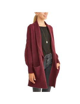 Women's Cozy Soft Cardigan by Heart N Crush