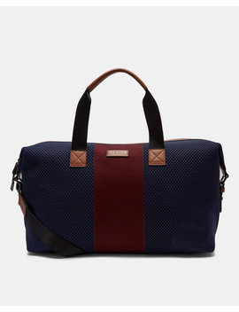 Knitted Holdall by Ted Baker
