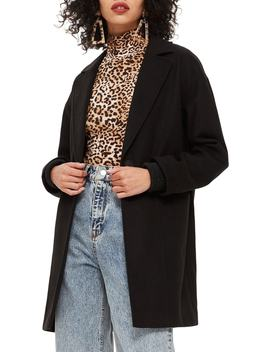Marla Slouch Coat by Topshop