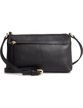 Mya Leather Crossbody Bag by Nordstrom